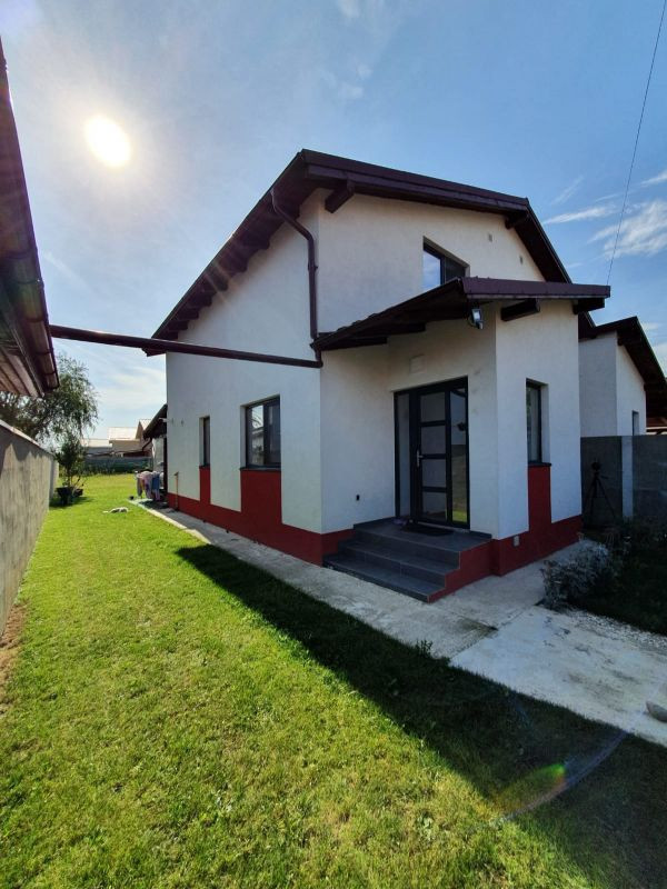 De vanzare duplex in Bucovat (Remetea Mare) - V655 1