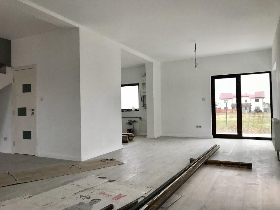 Casa tip duplex cu 4 camere de vanzare, zona Dumbravita  6