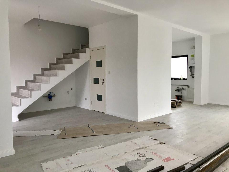 Casa tip duplex cu 4 camere de vanzare, zona Dumbravita  7