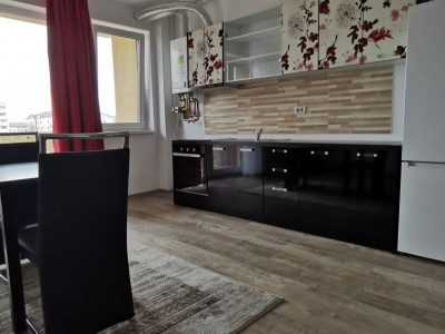 Apartament cu o camera de vanzare in Giroc.