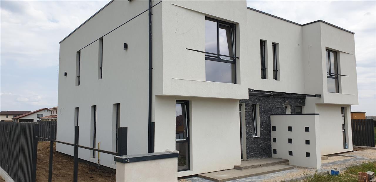Casa tip duplex de vanzare 4 camere Mosnita Noua - ID V332 2