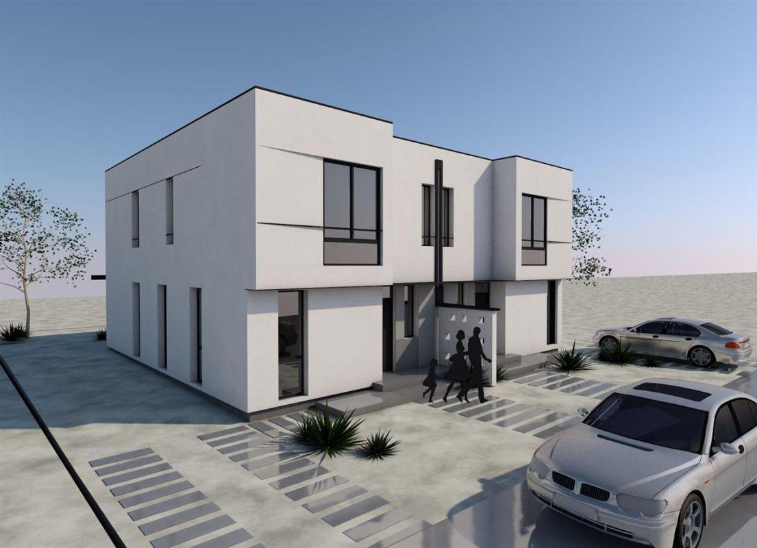 Casa tip duplex de vanzare 4 camere Mosnita Noua - ID V332 4