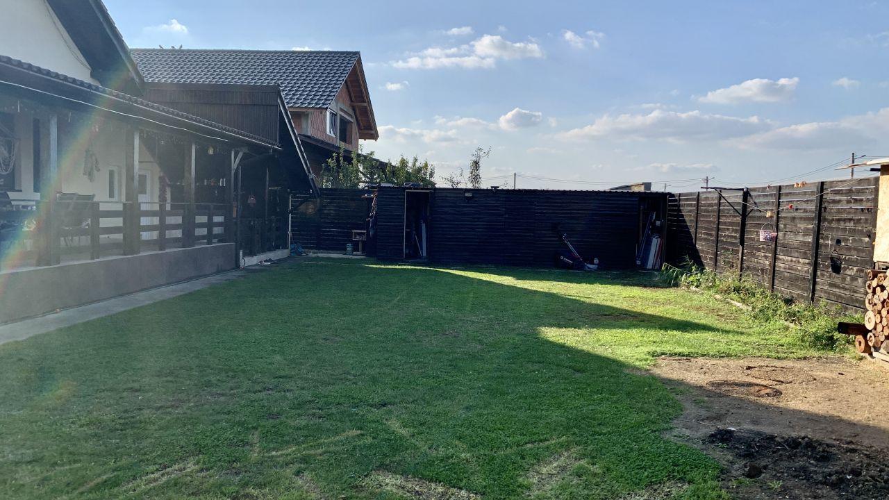 Casa individuala | 6 camere |  Mosnita Veche 16