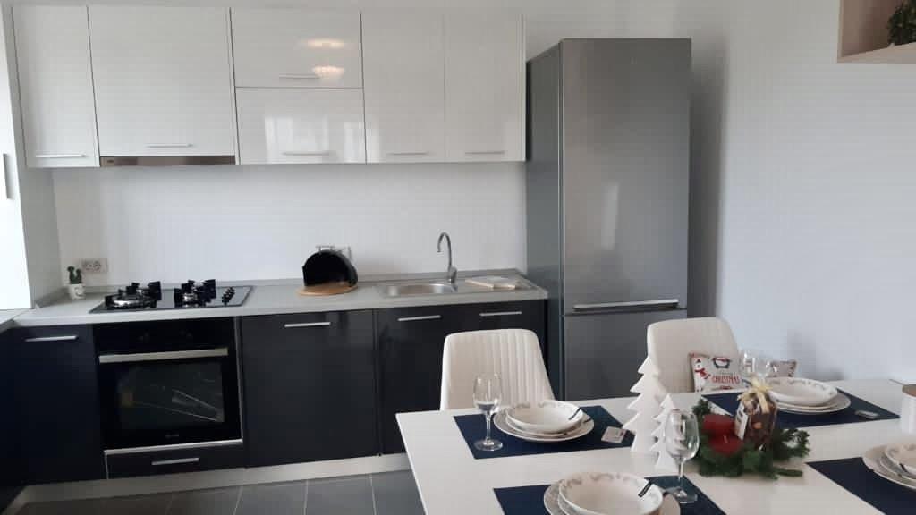 Apartament frumos amenajat, la cheie, cu 2 camere, zona Dumbravita (gradina) 5