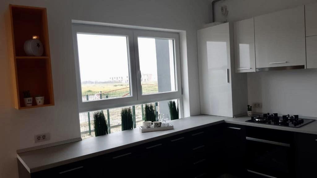 Apartament frumos amenajat, la cheie, cu 2 camere, zona Dumbravita (gradina) 6