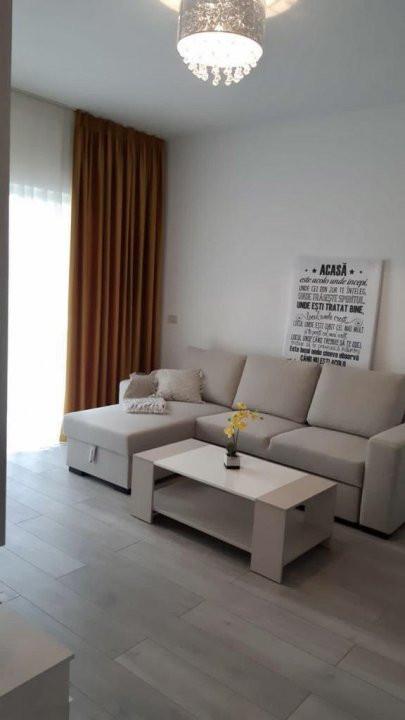 Apartament frumos amenajat, la cheie, cu 2 camere, zona Dumbravita (gradina) 8