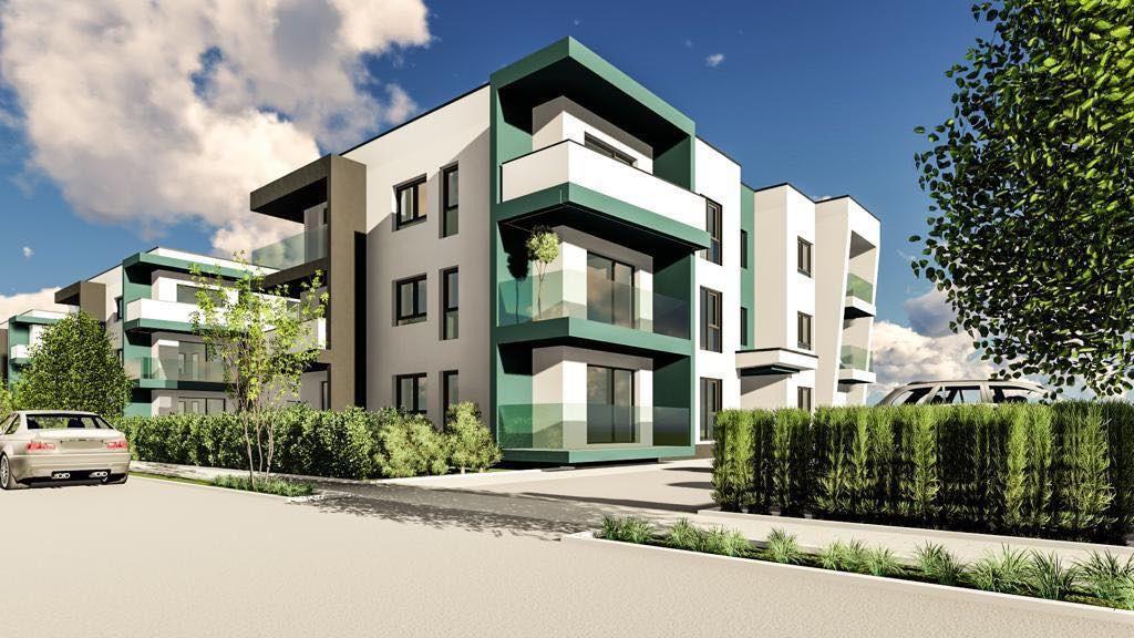 Apartament cu 3 camere decomandat, de vanzare, zona Dumbravita (gradina) 2