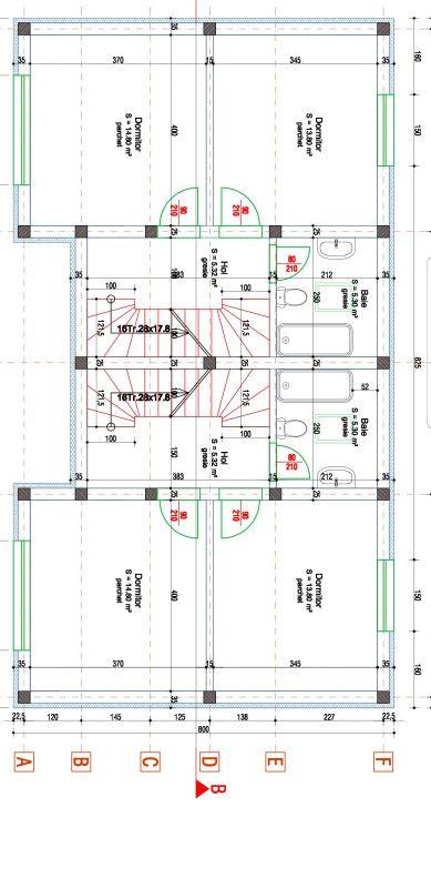 Duplex 3 camere de vanzare Mosnita Noua  10