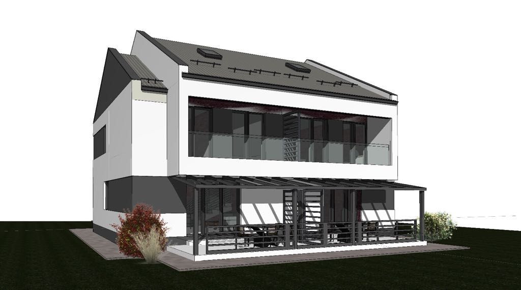 Casa tip duplex de vanzare Mosnita Veche - ID V314 4