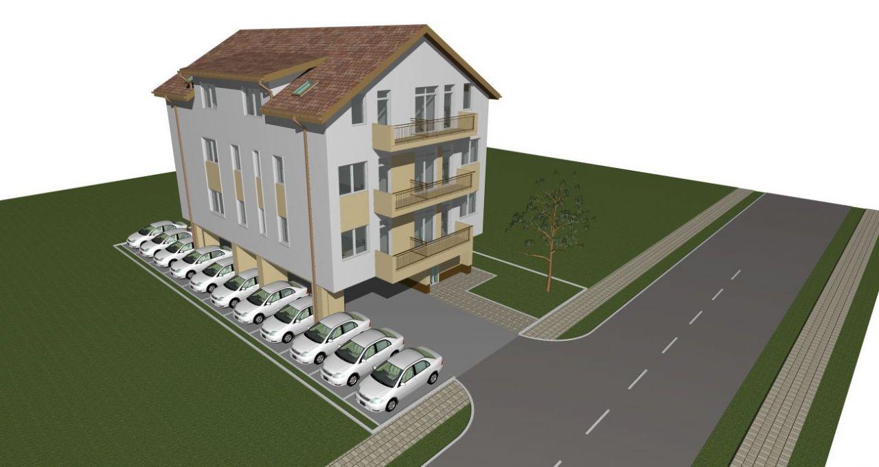 Apartament cu o camere in Giroc. 1