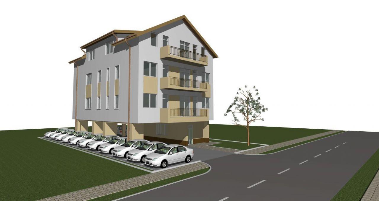 Apartament cu o camere in Giroc. 2