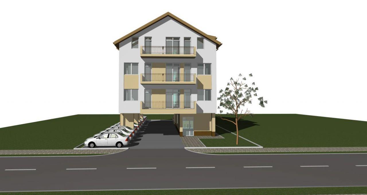 Apartament cu o camere in Giroc. 4