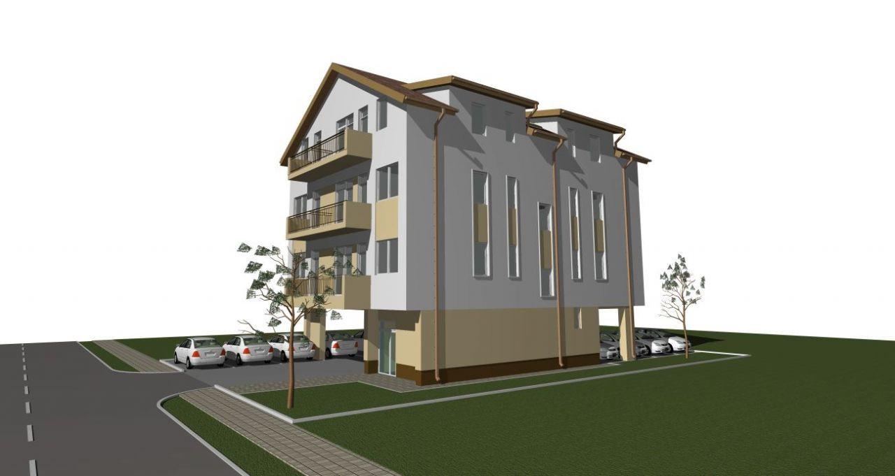 Apartament cu o camere in Giroc. 5