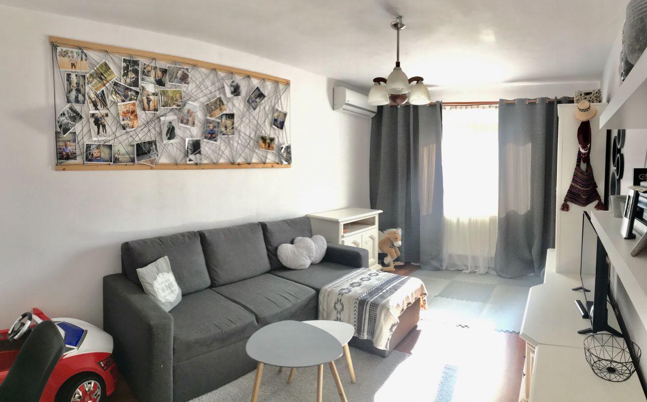 Apartament cu 3 camere, decomandat, de vanzare, zona Aradului 1