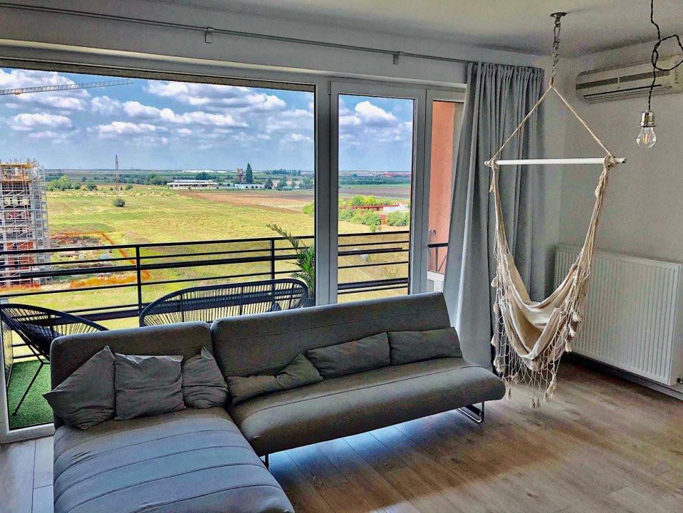 Apartament 2 camere | De vanzre | Semidecomandat | Partial mobilat | 1