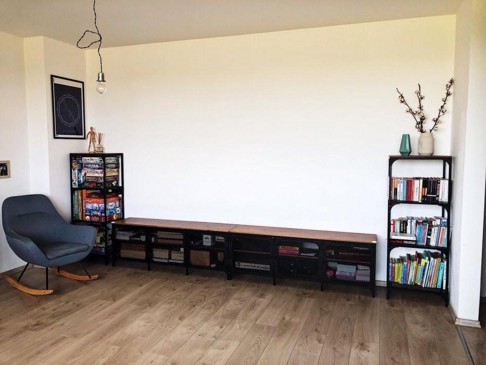 Apartament 2 camere | De vanzre | Semidecomandat | Partial mobilat | 2