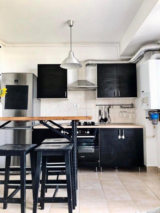 Apartament 2 camere | De vanzre | Semidecomandat | Partial mobilat | 3