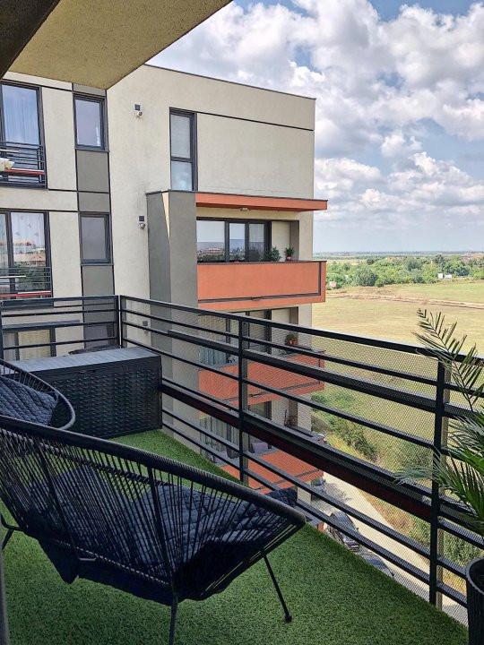 Apartament 2 camere | De vanzre | Semidecomandat | Partial mobilat | 8