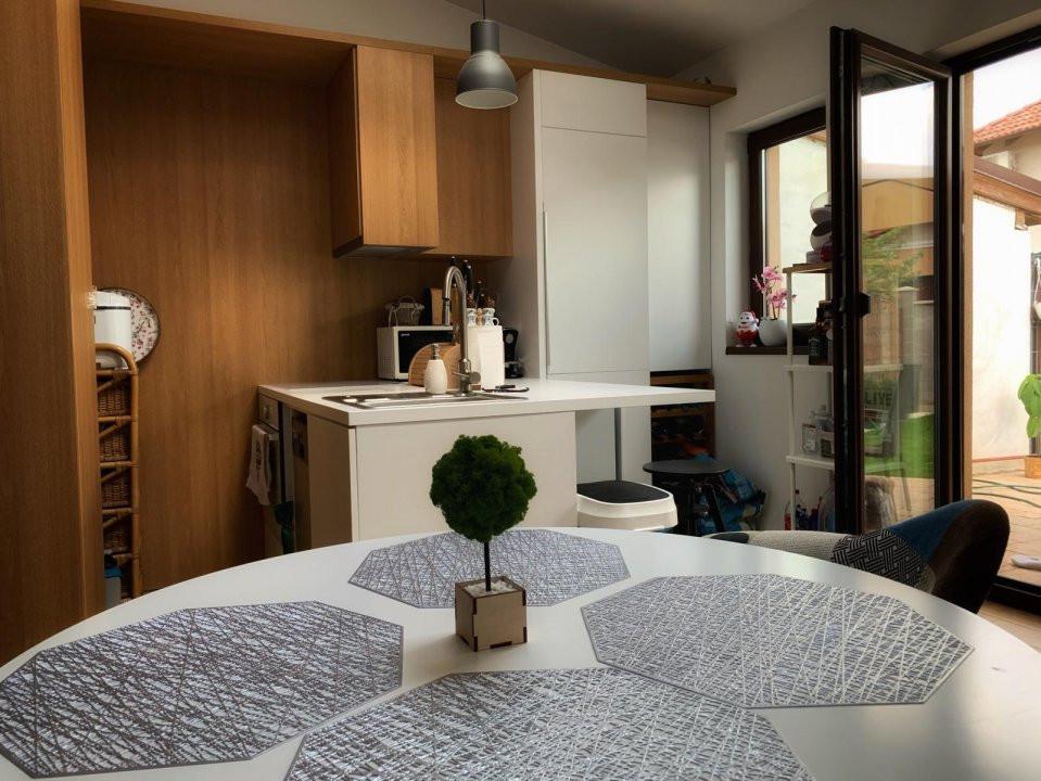 Casa tip triplex, 4 camere, de vanzare, zona Dumbravita  9
