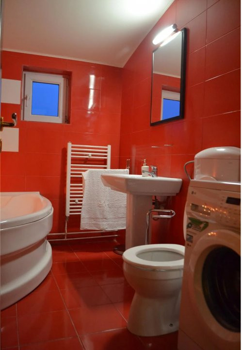 Apartament 2 camere  82 m2  Scara interioara  De inchiriat 9
