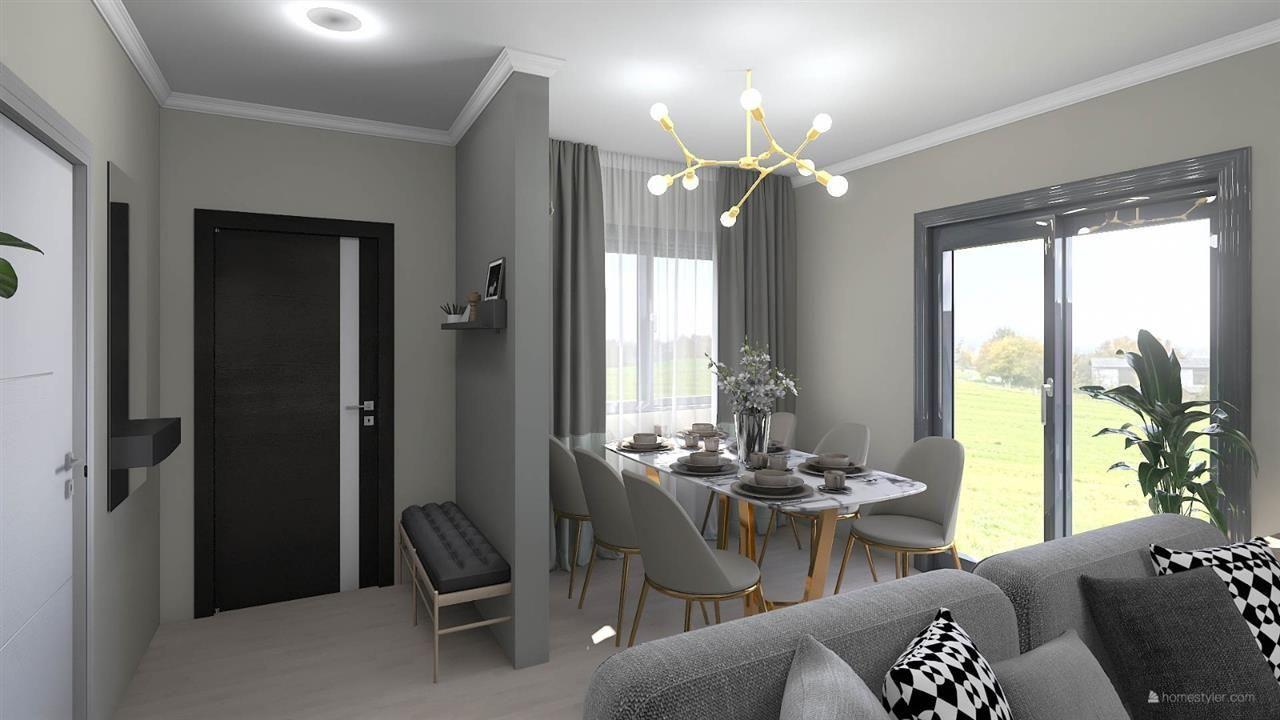 Casa tip duplex 3 camere de vanzare Mosnita Noua - ID V282 11