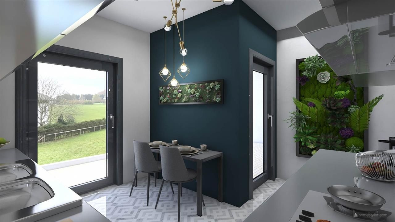 Casa tip duplex 3 camere de vanzare Mosnita Noua - ID V282 13