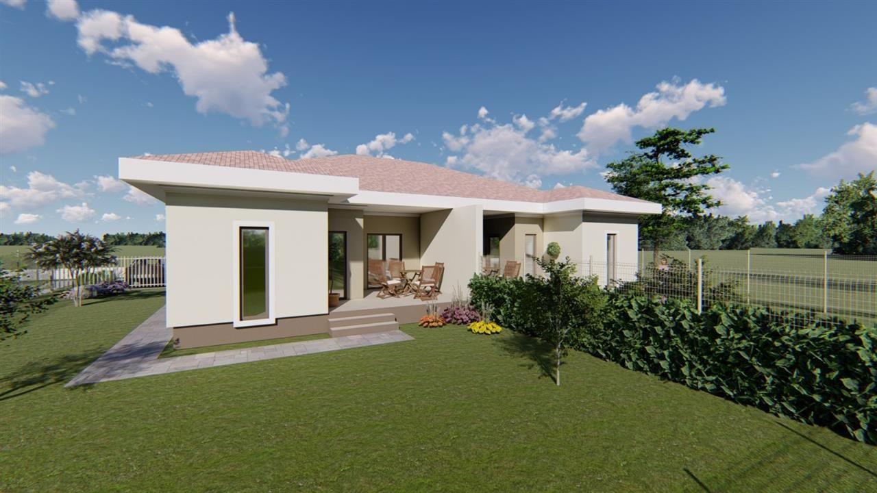 Casa tip duplex 3 camere de vanzare Mosnita Noua - ID V282 15