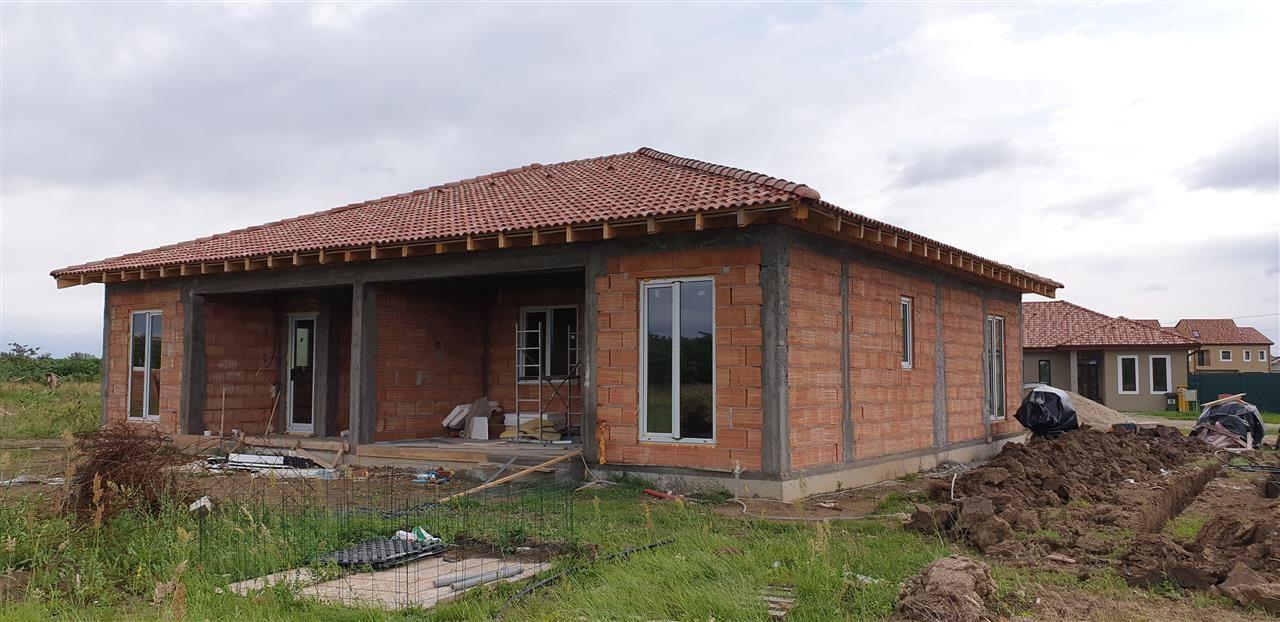 Casa tip duplex 3 camere de vanzare Mosnita Noua - ID V282 3