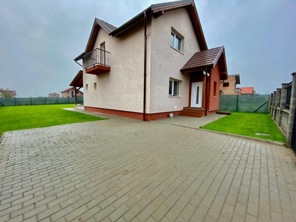 Casa individuala | De vanzare | 3 camere | Giarmata Mare | 1