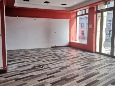 Inchiriez spatiu comercial in P-ta Victoriei - Timisoara