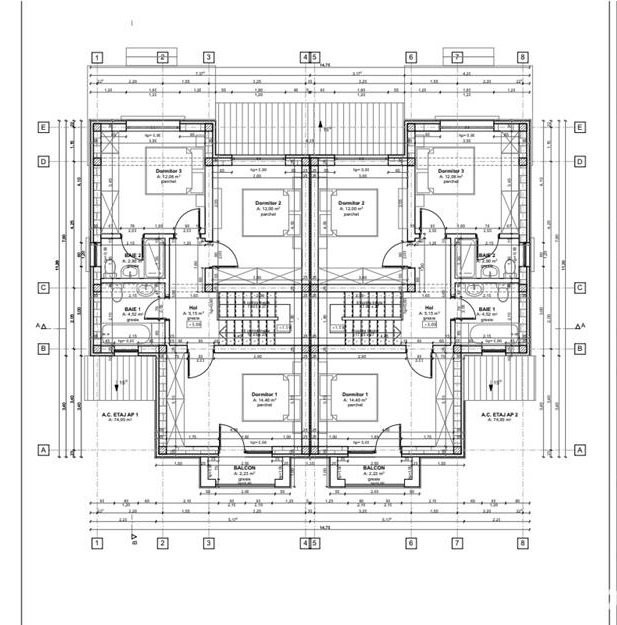 Duplex Dumbravita | De vanzare | 4 camere | Zona linistita | 5