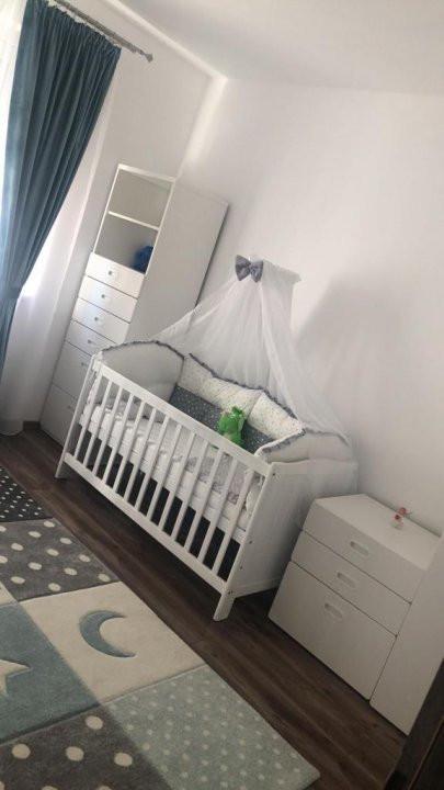 Apartament 3 camere | De vanzare | Dumbravita | Mobilat si utilat | 1