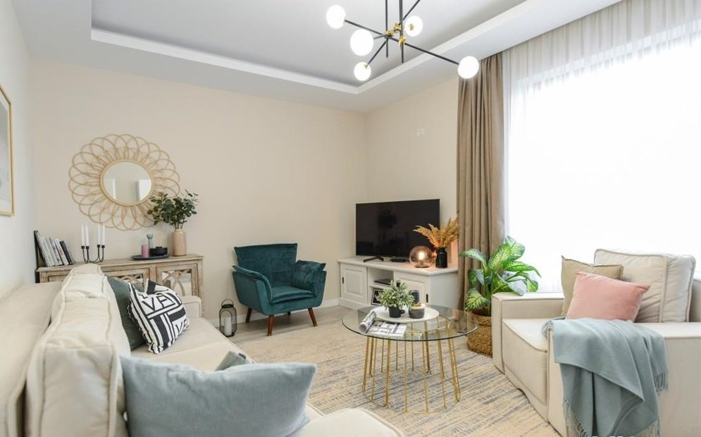 Apartament LUX | De vanzare | 2 camere | Dumbravita | 1