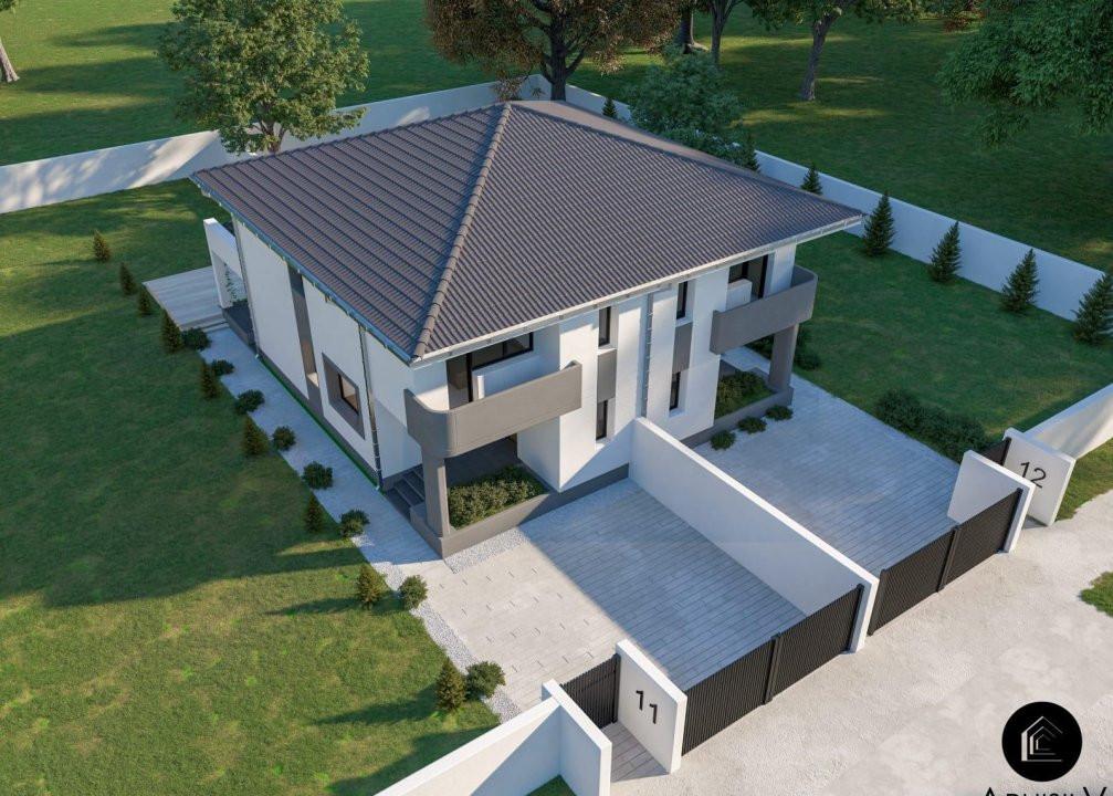 Duplex Dumbravita | De vanzare | Zona Socar | 4 camere| 2