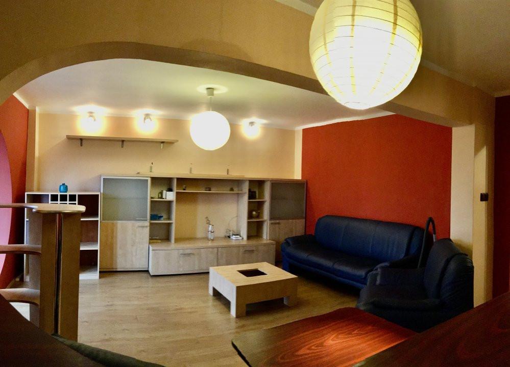 Apartament cu 2 camere, semidecomandat, de vanzare, zona Gheorghe Lazar. 1