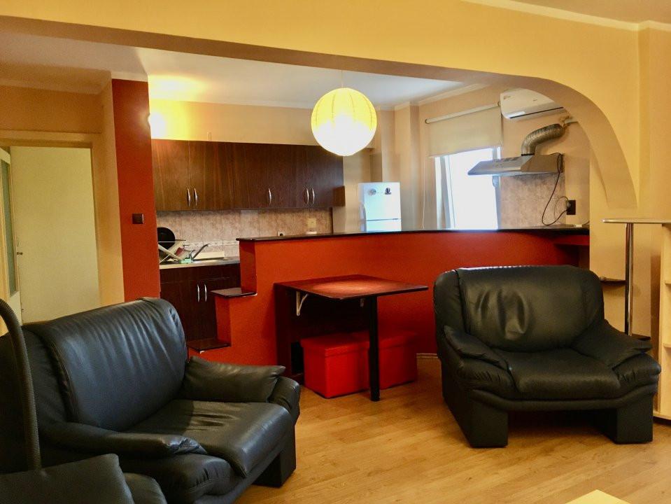 Apartament cu 2 camere, semidecomandat, de vanzare, zona Gheorghe Lazar. 5