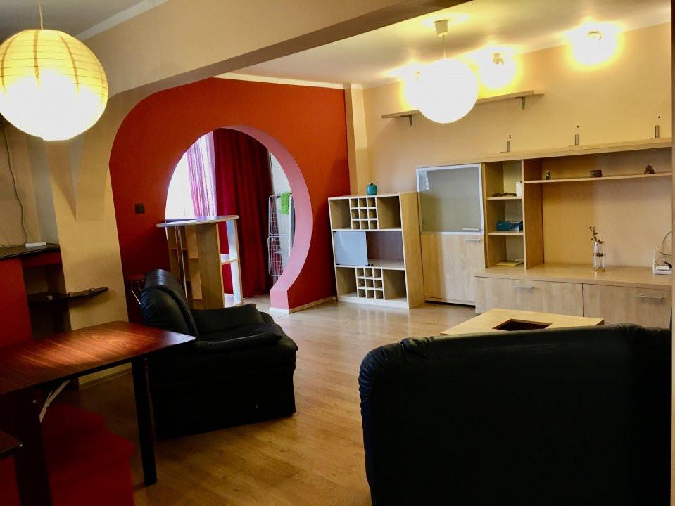 Apartament cu 2 camere, semidecomandat, de vanzare, zona Gheorghe Lazar. 8
