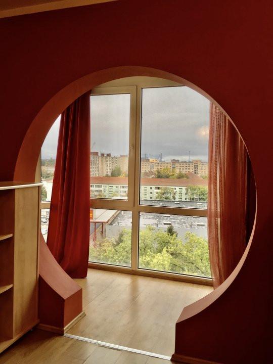 Apartament cu 2 camere, semidecomandat, de vanzare, zona Gheorghe Lazar. 9