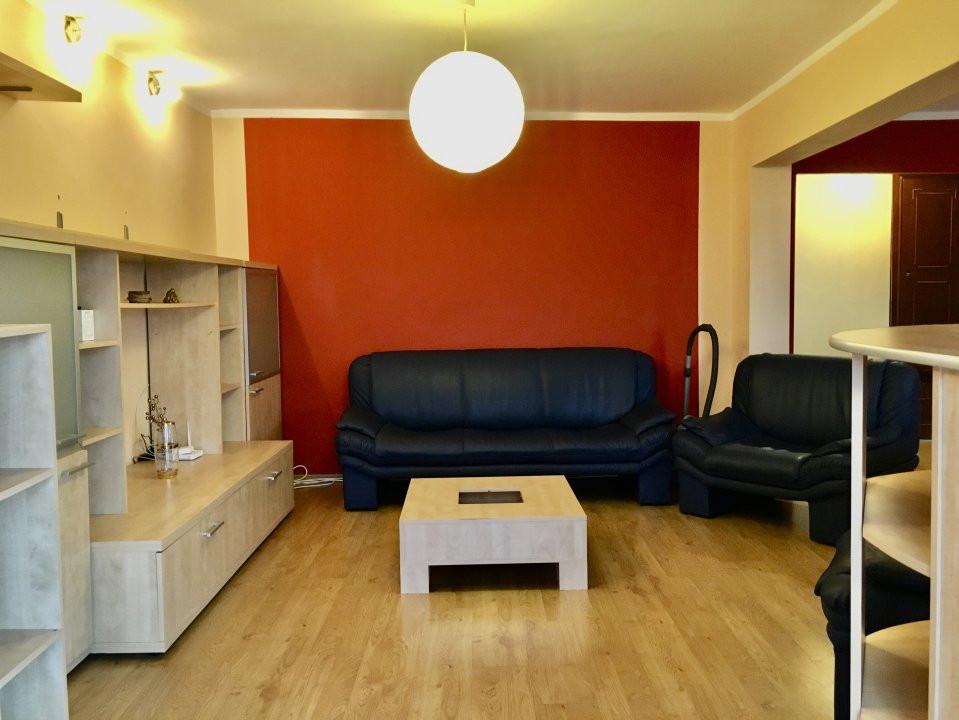 Apartament cu 2 camere, semidecomandat, de vanzare, zona Gheorghe Lazar. 12
