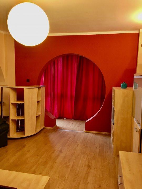 Apartament cu 2 camere, semidecomandat, de vanzare, zona Gheorghe Lazar. 13