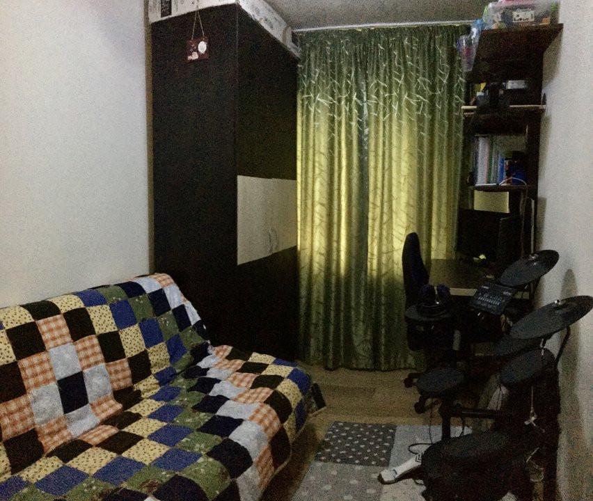 Apartament cu 3 camere, semidecomandat, de vanzare, zona Dacia. 5