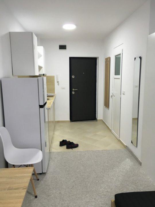 Apartament cu 1 camera, semidecomandat, de inchiriat, zona Lipovei. 5