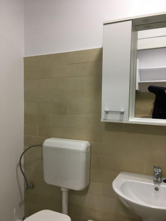 Apartament cu 1 camera, semidecomandat, de inchiriat, zona Lipovei. 9