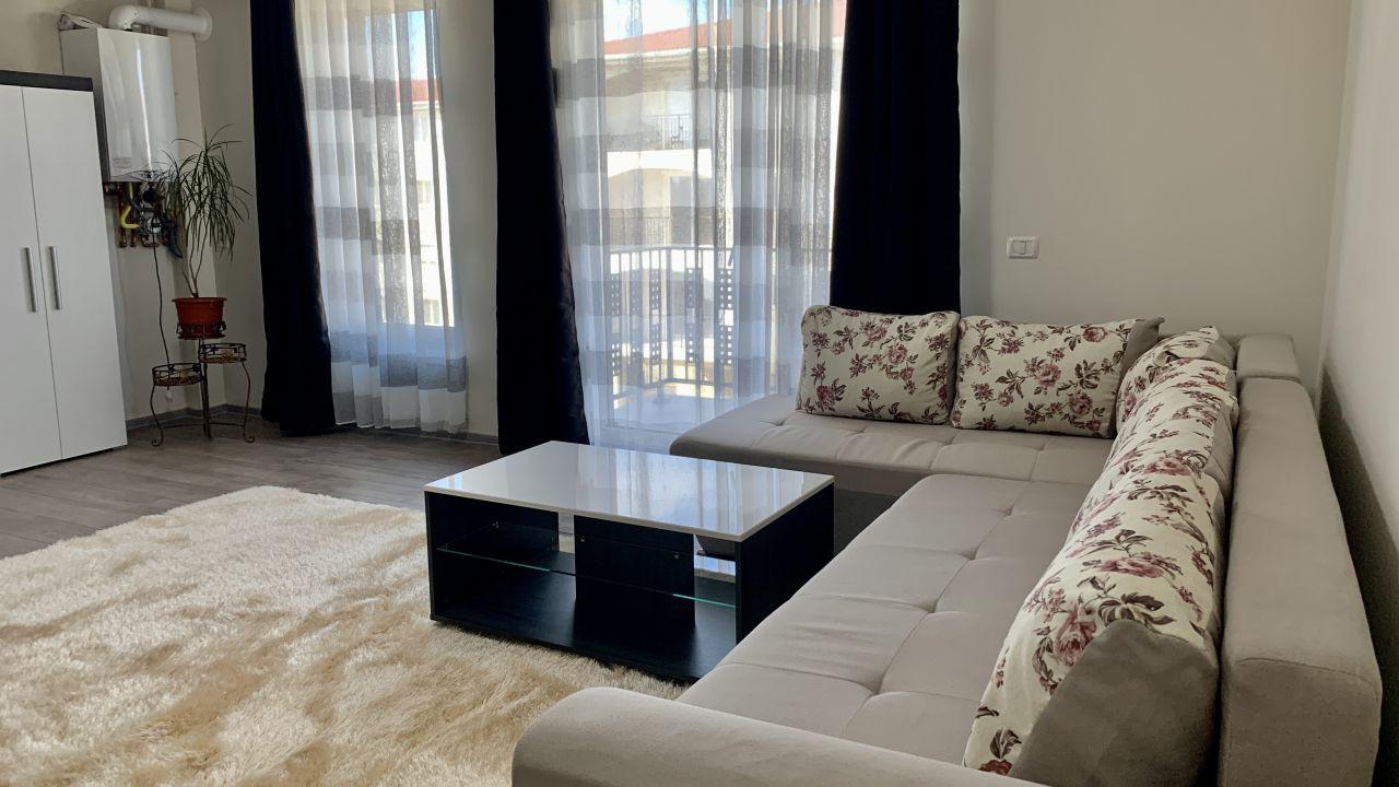 Apartamanet cu o camera | Semidecomandat | Giroc | Cartierul Planete 1