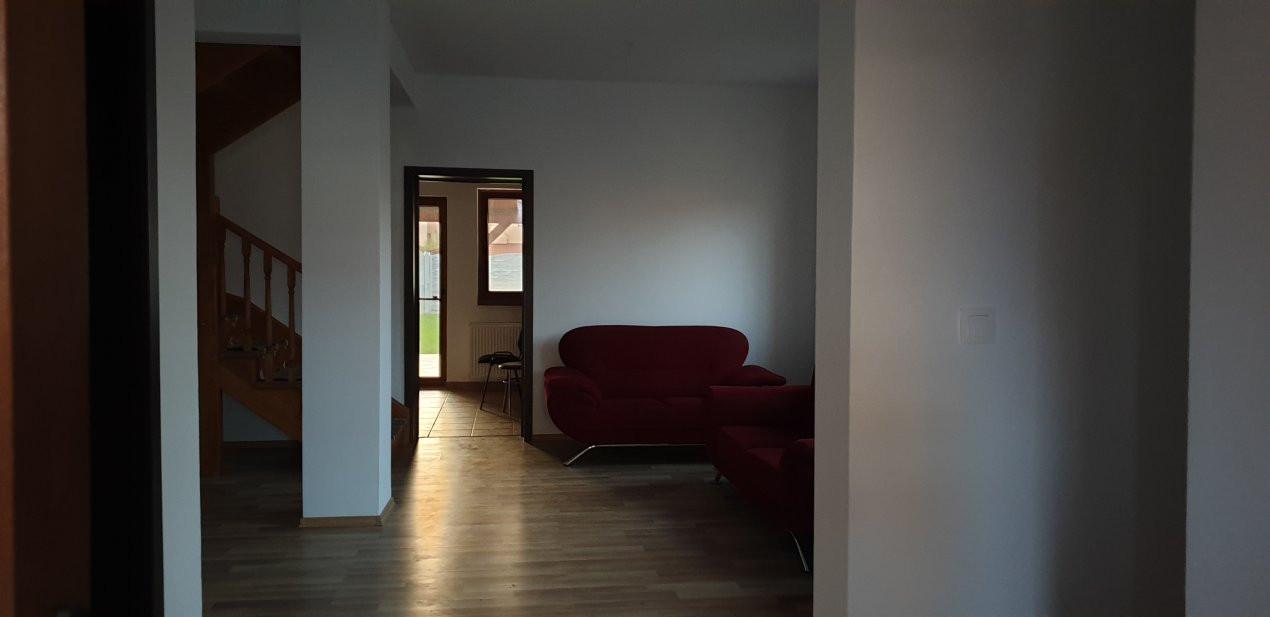 Casa tip duplex 4 camere de vanzare Mosnita Noua 12
