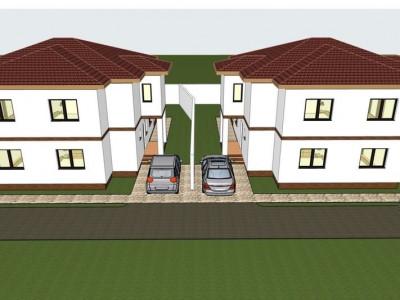 Duplex Giarmata Mare | De vanzare | 4 camere| 2021 |
