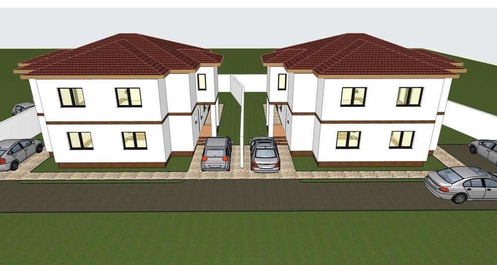 Duplex Giarmata Mare   De vanzare   4 camere  2021   1