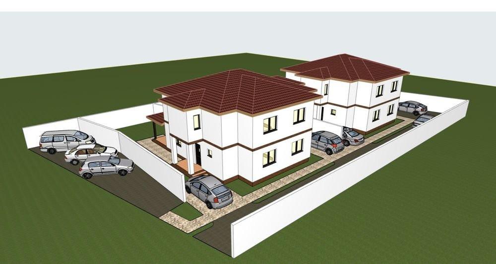 Duplex Giarmata Mare   De vanzare   4 camere  2021   2