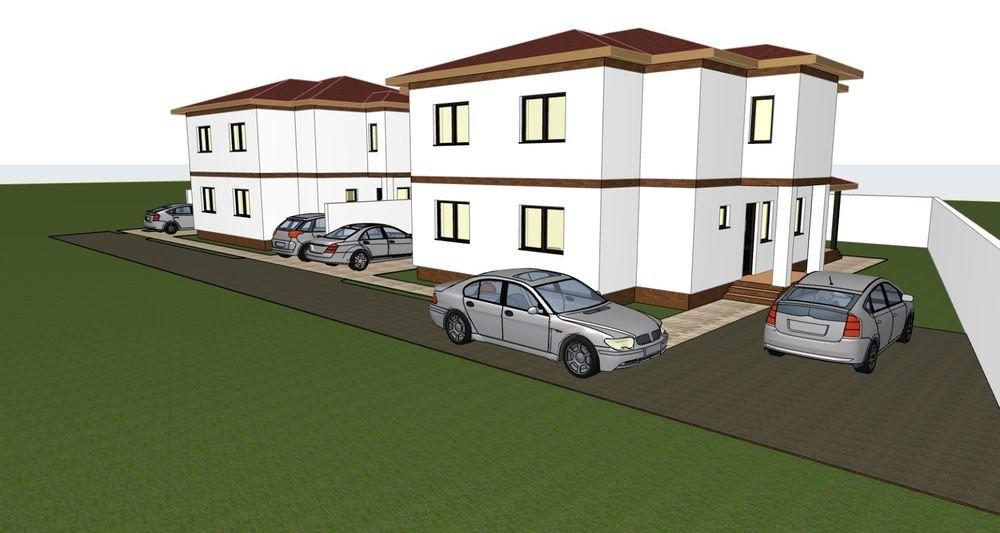 Duplex Giarmata Mare   De vanzare   4 camere  2021   3
