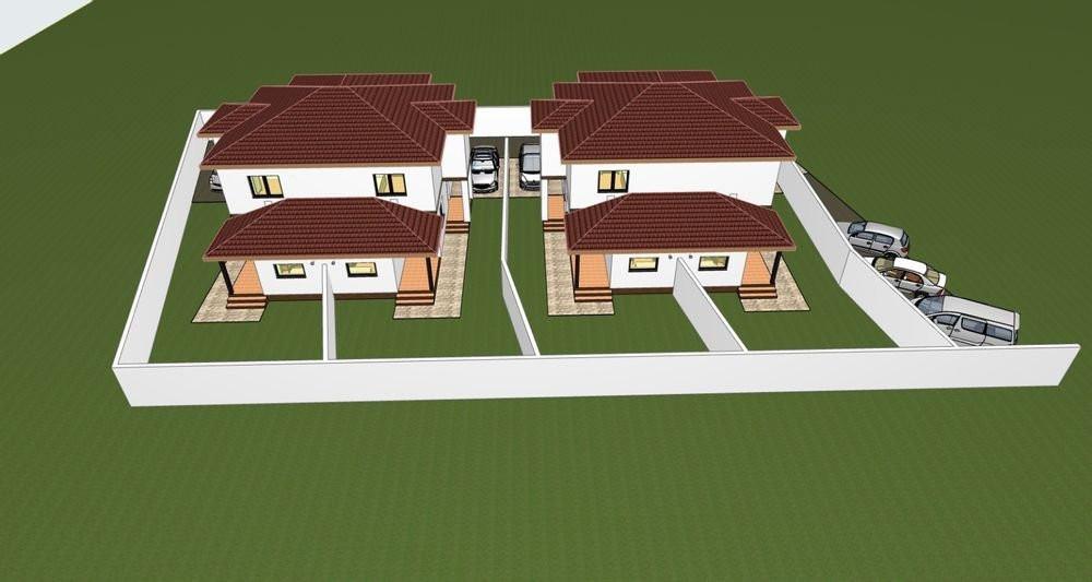 Duplex Giarmata Mare   De vanzare   4 camere  2021   4